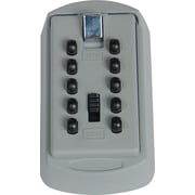 Combination Lock Box,10 Button, Wall Mount