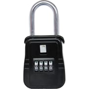 Combination Lock Box, 4 Number Wheel, Hanging