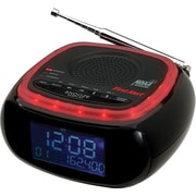 First Alert AM/FM Weather Band Clock Radio with S.A.M.E Weather Alert