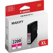 Canon PGI-2200 XL Magenta Ink Cartridge (9269B001), High Yield