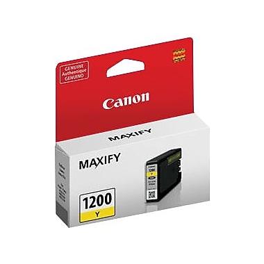 Canon - Réservoir d'encre jaune PGI-1200