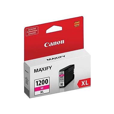 Canon - Réservoir d'encre PGI-1200XL magenta, haut rendement