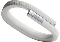 Jawbone UP Light Grey Fitness Tracker, Medium