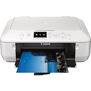 Canon Pixma MG5620 Wireless Inkjet All-in-One Printer, White