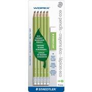Staedtler® Wopex Pencils, HB, 10/Pack