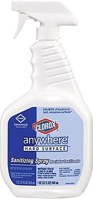 Clorox Anywhere Hard Surface Sanitizing Spray 32 oz.