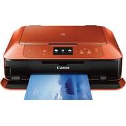 Canon PIXMA MG7520 Orange Wireless All-in-One Inkjet Printer