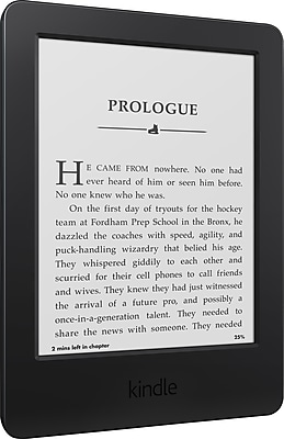 """""Amazon Kindle 4GB 6"""""""" Touchscreen eReader with WiFi"""""" 1673519"