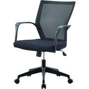 Pastel Furniture Bozano Executive Office Chair; Black