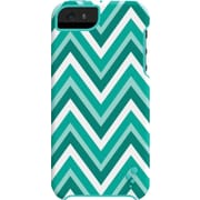M-Edge Echo Case for iPhone 5/5s Chevron 1 Mint