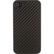 M-Edge iPhone 4 Straight Shooter Snap Case Carbon Fiber Black