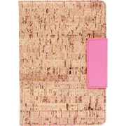 "M-Edge Universal Stealth Case for 9"" - 10"" tablets, Cork Pink"
