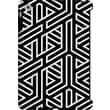 M-Edge Echo Case for iPad Mini 2 Black & White Geometric