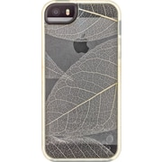 M-Edge Stripped Case for iPhone 5/5s Tan Leaf