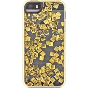 M-Edge Stripped Case for iPhone 5/5s Gold Flakes