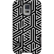 M-Edge Echo Case for GS5 Black and White Geometric