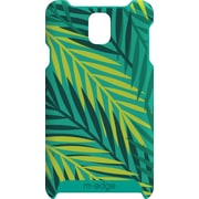 M-Edge Echo Case for Samsung Galaxy Note 3 Green Palm Leaves