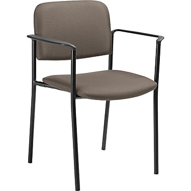 Offices To Go® Minto Stacking Armchair, Canyon