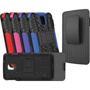 URGE Basics Armor Clip Case for Samsung Galaxy S5, Black Black