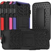 URGE Basics Armor Clip Case for iPhone 5, Black Black