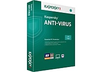 Kaspersky Anti-Virus for Windows (1 User)[Boxed]