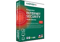 Kaspersky Multi Device for Windows/Mac (1-5 Users)[Boxed]