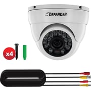 Defender 800TVL Widescreen Indoor/Outdoor Dome Security Camera
