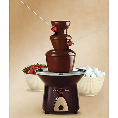Chocolate Pro Fondue Fountain