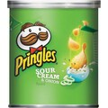 Pringles® Sour Cream & Onion Potato Chips, 1.41 oz.