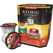 Keurig Folgers Gourmet Selections Lively Columbian Coffee, Medium Roast 8/Pack (4609)