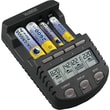 La Crosse Technology BC1000 Battery Charger with travel bag & accessories