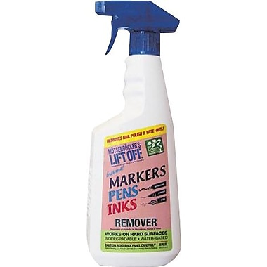 Motsenbocker's Lift-Off® Pen, Ink & Marker Remover, Unscented, 22 oz.