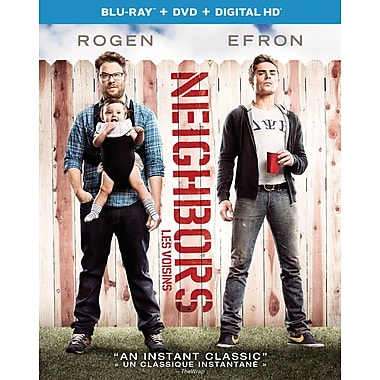 Neighbors (Blu-Ray/DVD)