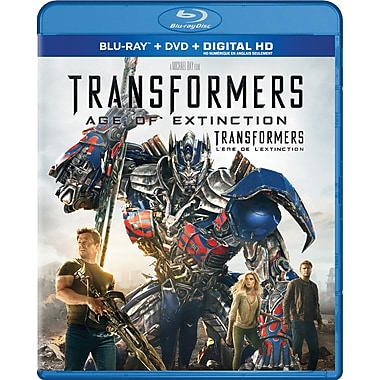 Transformers: Age of Extinction (Blu-Ray/DVD)