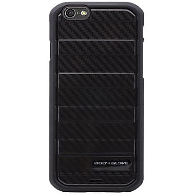 Body Glove Rise Case for iPhone 6, Black Carbon Fiber