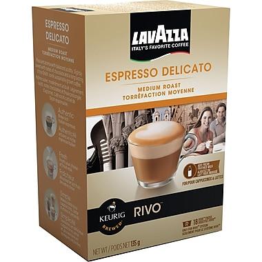 Lavazza Espresso Delicato Rivo, 18 Refills