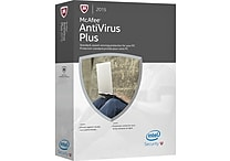 McAfee AntiVirus Plus 2015 (1 User) [Boxed]