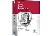 McAfee Total Protection 2015 for Windows (1-3 Users) [Boxed]