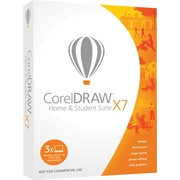 CorelDraw Home & Student Suite X7 for Windows (1 User) [Boxed]