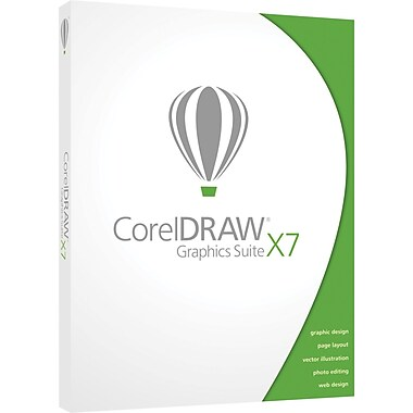 CorelDraw Graphics Suite X7 [Boxed]