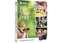 Corel Paintshop Pro x7 [Boxed]