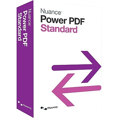 Nuance Power PDF Standard, Bilingual