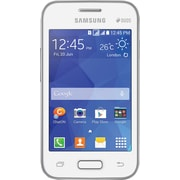Samsung Galaxy Young 2 DUOS G130 Unlocked GSM Dual-SIM HSPA+ Phone - White