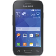Samsung Galaxy Young 2 DUOS G130 Unlocked GSM Dual-SIM HSPA+ Phone -Charcoal