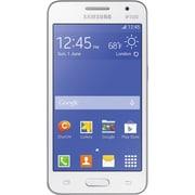 Samsung Galaxy Core 2 DUOS G355 Unlocked GSM Dual-SIM HSPA+ Phone - White