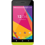 BLU Studio 5.0 Y530Q Unlocked GSM 4G LTE Quad-Core Android Phone - Yellow