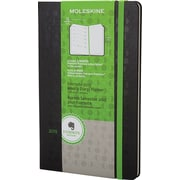 Moleskine 2015 Evernote Planner, 12M Weekly, Hard Cover, Large, Black, 5 x 8.25