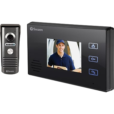 Swann SWHOM-DP870C Doorphone Video Intercom Color LCD Monitor