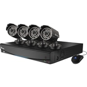 DVR83425 960h 500GB 4x PRO735 Bullet Camera Security System
