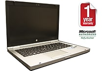 Refurbished HP ELITEBOOK 8460P 14.0' Laptop, 4GB Memory, 320GB Hard Drive, Intel Core i5 Processor, Windows 7 Home